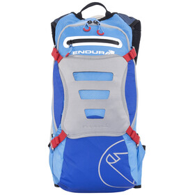 Endura SingleTrack Backpack with Hydrapak blue